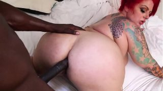 Big ass bbw assfucked